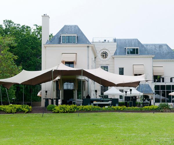 stretchtent hotel