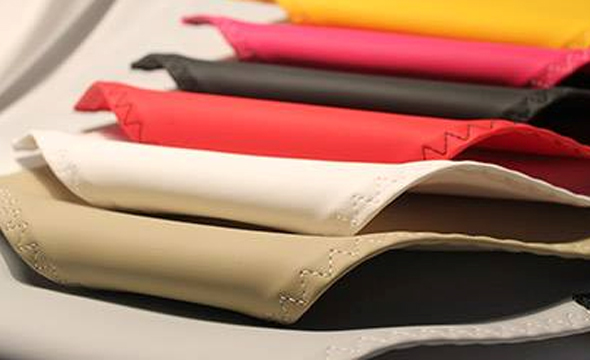 stretchtent in verschillende kleuren
