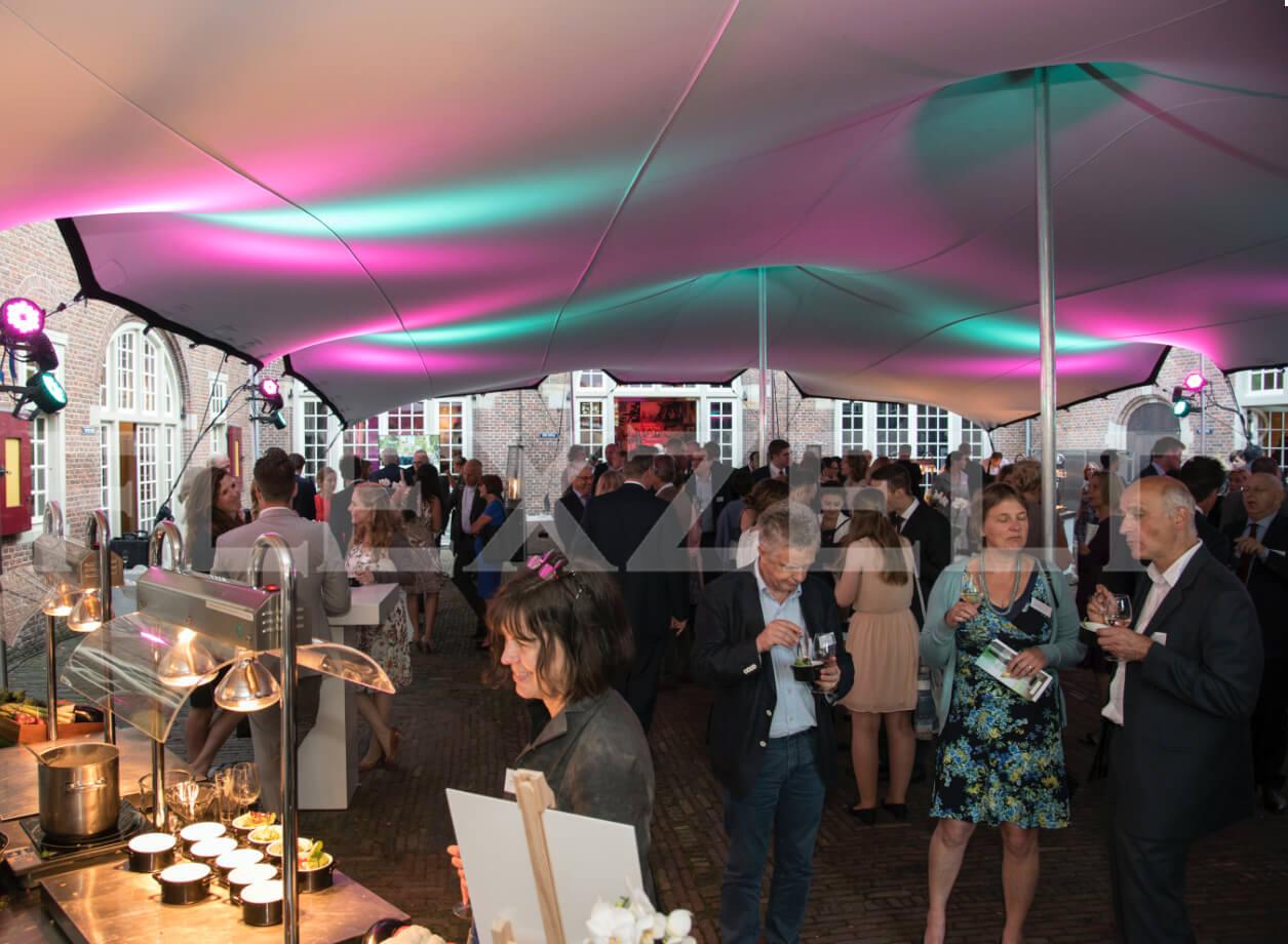 Flexzelt® - Flextent® - Event - Catering - Geschäftsevent