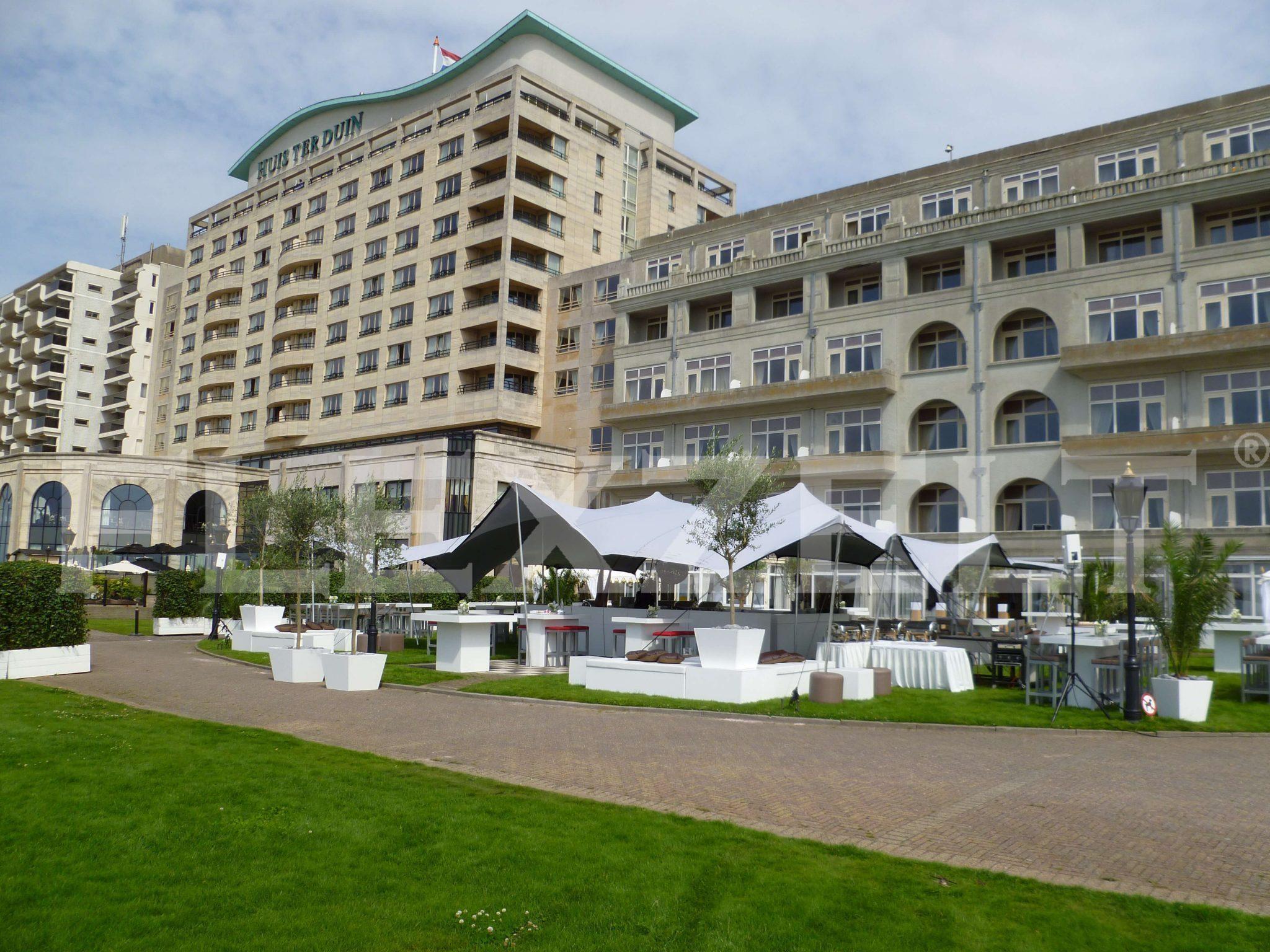 Flexzelt - Flextent - Restaurants en Hotels - Hotel Huis ter Duin