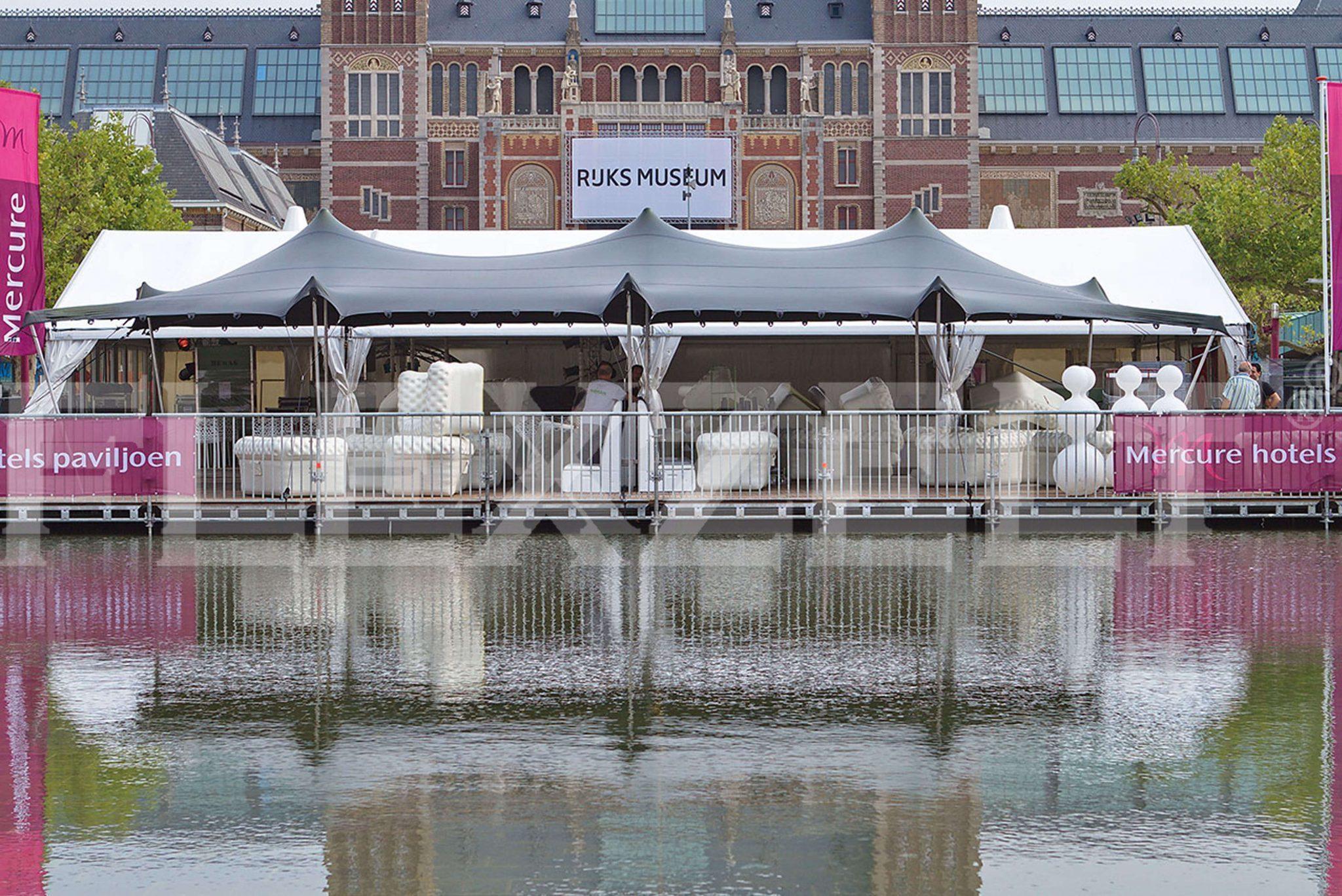 Flextent® - Tentverhuur Bedrijven - Stretchtent - Rijksmuseum