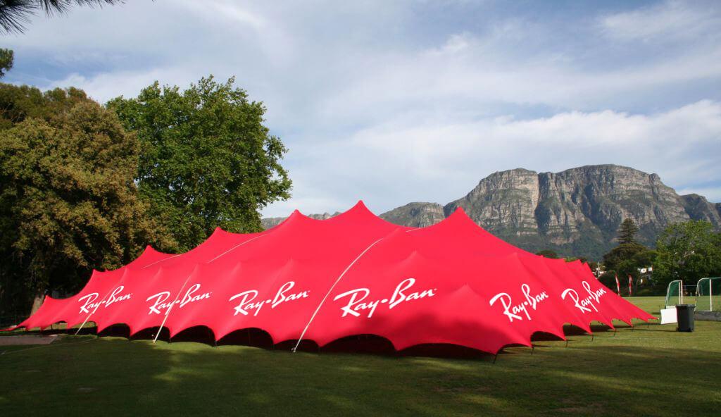 RayBan-Flextent-Branding